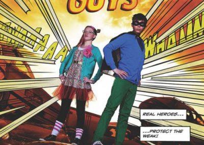 De tøffeste gutta - Oliver Due - stemmer til tegnefilm