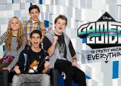 Gamers Guide - Oliver Due - stemmer til tegnefilm