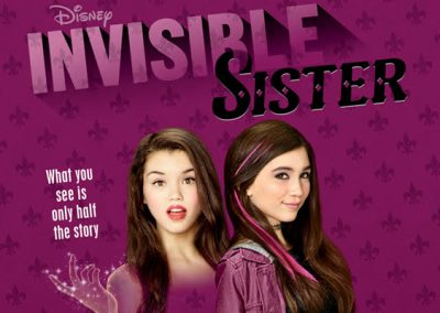 My invisible Sister- dubbing - Oliver Due dansk stemme